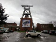 Ancien site minier de Wallers-Arenberg - Ce document a été réalisé avec l'aimable autorisation de la Communauté d'agglomération de la Porte du Hainaut.