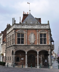 Ancien bailliage - This building is indexed in the Base Mérimée, a database of architectural heritage maintained by the French Ministry of Culture,under the reference PA00107934 .