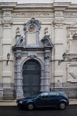 Eglise Saint-Jacques-le-Majeur et Saint-Ignace - English:   Church of \