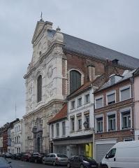 Eglise Saint-Jacques-le-Majeur et Saint-Ignace - French photographer and Wikimedian