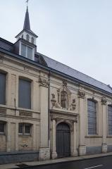 Hôpital-Hospice Saint-Jean - English: The
