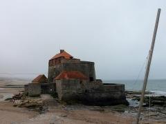 Fort Vauban dit Fort Mahon - Le fort Mahon à Ambleteuse (Pas-de-Calais)