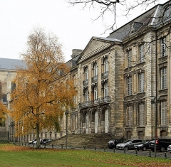 Ancienne abbaye de Saint-Waast - Nederlands: Atrecht (departement Pas-de-Calais, Frankrijk): de voormalige Sint-Vedastus- of Sint-Vaastabdij