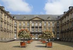 Ancienne abbaye de Saint-Waast - Nederlands: Arras (departement Pas-de-Calais, Frankrijk): de voormalige Sint-Vaastabdij