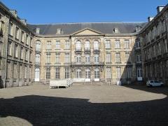 Ancienne abbaye de Saint-Waast - Ancienne abbaye de Saint-Waast  - Ville d'Arras