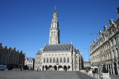 Beffroi - This building is indexed in the Base Mérimée, a database of architectural heritage maintained by the French Ministry of Culture, under the reference PA00107963 .
