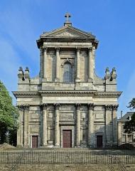 Cathédrale Notre-Dame et Saint-Vaast - Nederlands: Arras (departement Pas-de-Calais, Frankrijk): kathedraal Onze-Lieve-Vrouw en Sint-Vedastus (cathédrale Notre-Dame-et-Saint-Vaast)