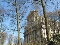 Cathédrale Notre-Dame et Saint-Vaast - Ancienne église de l'abbaye de Saint-Waast - Ville d'Arras