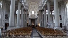 Cathédrale Notre-Dame et Saint-Vaast -  Cathédrale Notre-Dame-et-Saint-Vaast d'Arras Pas-de-Calais .- Nord-Pas-de-Calais-Picardie