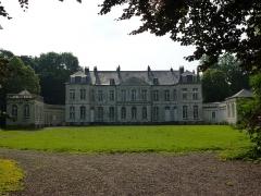 Château - Français:   Bomy (Pas-de-Calais, Fr) château PA00108210