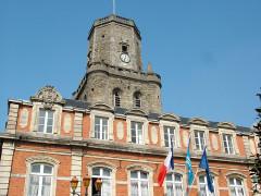 Beffroi - Deutsch:   Rathaus Boulogne-sur-Mer
