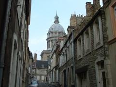 Ancienne cathédrale Notre-Dame - Français:   Cathédrale Notre-Dame de Boulogne-sur-Mer