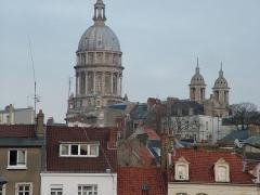 Ancienne cathédrale Notre-Dame - Deutsch: Cathédrale Notre-Dame de Boulogne-sur-Mer