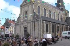 Eglise Saint-Nicolas - Français:   Eglise Saint-Nicolas de Boulogne-sur-Mer
