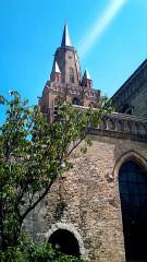 Eglise Notre-Dame - Français:   Calais - Eglise Notre-Dame  fléche