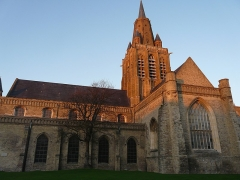 Eglise Notre-Dame - Français:   Eglise notre-Dame de Calais