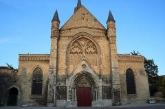 Eglise Notre-Dame - English:   Notre-Dame church of Calais, France