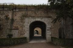 Citadelle - English:   Citadel of Calais, France