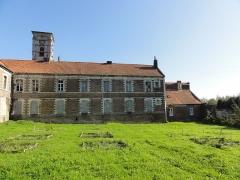 Ancienne chartreuse des Dames - Cité du Château des Dames ou no17 de la Fosse n° 1 - 1 bis de la Compagnie des mines de Bruay, Gosnay, Pas-de-Calais, Nord-Pas-de-Calais, France.