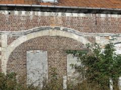 Ancienne chartreuse des Dames - Français:   Cité du Château des Dames ou no17 de la Fosse n° 1 - 1 bis de la Compagnie des mines de Bruay, Gosnay, Pas-de-Calais, Nord-Pas-de-Calais, France.