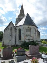 Eglise Saint-Omer - Français:   Merck-Saint-Liévain (Pas-de-Calais, Fr) église Saint-Omer PA00108347