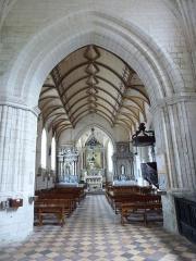 Eglise Saint-Omer - Français:   Merck-Saint-Liévin (Pas-de-Calais, Fr) église Saint-Omer PA00108347