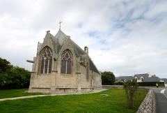 Chapelle du Crucifix - English: Le Croisic, Loire-Atlantique, France. Chapelle du Crucifix.