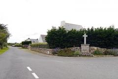 Croix de Kervaudu - English: Le Croisic, Loire-Atlantique, France. Croix de Kervaudu.