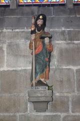 Eglise Notre-Dame de Pitié - Saint Jacques, église Notre-Dame-de-Pitié, Fr-44-le Croisic.