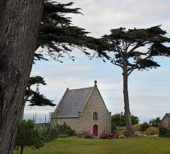 Eglise Saint-Goustan - English: Le Croisic, Loire-Atlantique, France. Chapelle Saint-Goustan.