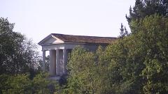 Domaine de la Garenne-Lemot (également sur communes de Clisson, dans la Loire-Atlantique, et Cugand, en Vendée) - English: Temple d'Amitié, Clisson