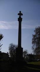 Domaine de la Garenne-Lemot (également sur communes de Clisson, dans la Loire-Atlantique, et Cugand, en Vendée) - English: Column of Henri IV, Clisson