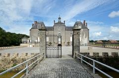 Château de Bois Chevalier - Français:   Château de Bois Chevalier - Legé, Loire-Atlantique