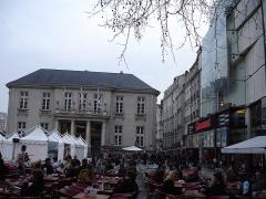 Bourse de commerce - Português: Palais de la Bourse, Nantes, França