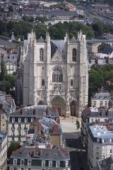 Cathédrale Saint-Pierre Saint-Paul - Cathédrale Saint-Pierre-Saint-Paul, Fr-44-Nantes.