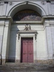 Eglise Notre-Dame-du-Bon-Port - Français:   Église Notre-Dame-de-Bon-Port de Nantes (Loire-Atlantique, Nantes)