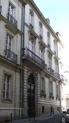 Immeuble - Français:   Immeuble, rue d\'Argentré, Cours Saint-André, Nantes, Loire-Atlantique