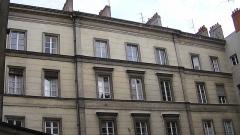 Immeuble sur cours Cambronne - English: Immeuble, 11 Rue de Gresset, Nantes