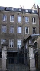 Immeuble sur Cours Cambronne - English: Immeuble, 18 Rue de l'Héronnière, Nantes