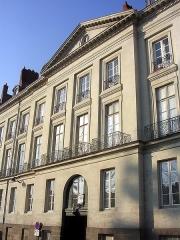 Immeuble - Français:   2, rue Tournefort (Nantes)