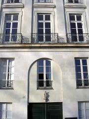 Immeuble - Français:   3, rue Tournefort (Nantes)
