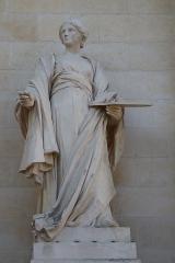 Musée des Beaux-Arts - Extérieur du Musée d'arts de Nantes (44).