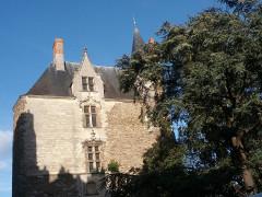 Porte gallo-romaine, dite du Bastion Saint-Pierre, dépendant de l'ancien évêché - Français:   Porte Saint-Pierre