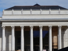 Théâtre Graslin - This building is indexed in the Base Mérimée, a database of architectural heritage maintained by the French Ministry of Culture,under the reference PA00108760 .