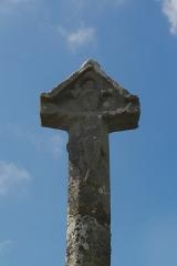 Croix dite du Dernier - English:   Saint-Nazaire, Loire-Atlantique, France. Croix du Dernier.