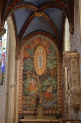 Eglise des Minimes - Français:   Ancienne église des Minimes, aujourd'hui chapelle Notre-Dame-de-l'Immaculée-Conception - rue Malherbe, Nantes