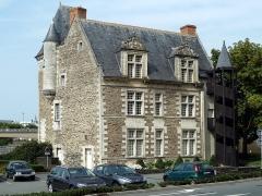 Hôtel du Roi de Pologne - English:  Hôtel du Roi de Pologne, Angers, Maine-et-Loire, Pays de la Loire, France.