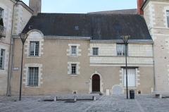 Immeuble - Français:   Église Saint-Michel-la-Palud d\'Angers.
