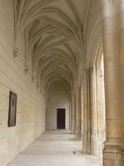 Logis Barrault - Français:   Hôtel dit Logis Barrault puis Grand séminaire actuellement musée des Beaux-Arts