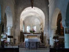 Eglise des Tuffeaux - Français:   Église Notre-Dame (Classé)
